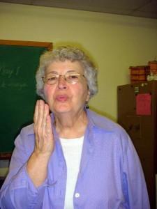Mrs. Z
