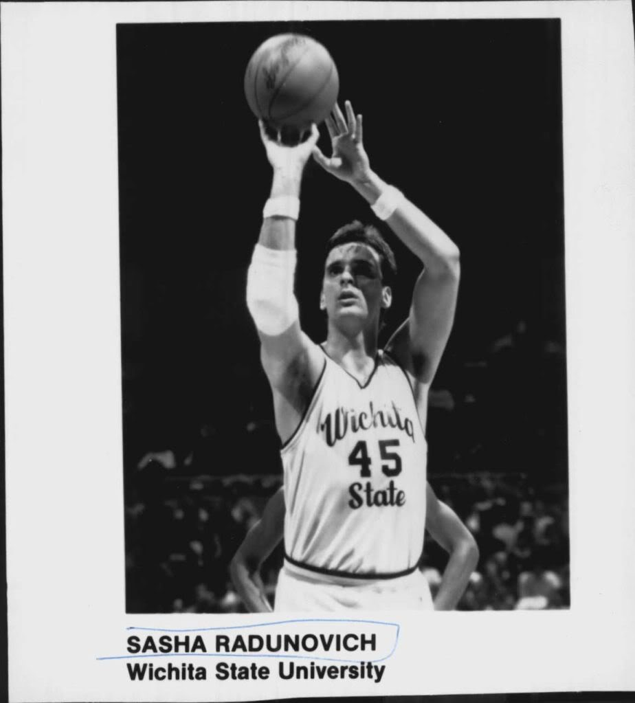 Sasha in 1988. I found this photo online from a now expired ad.