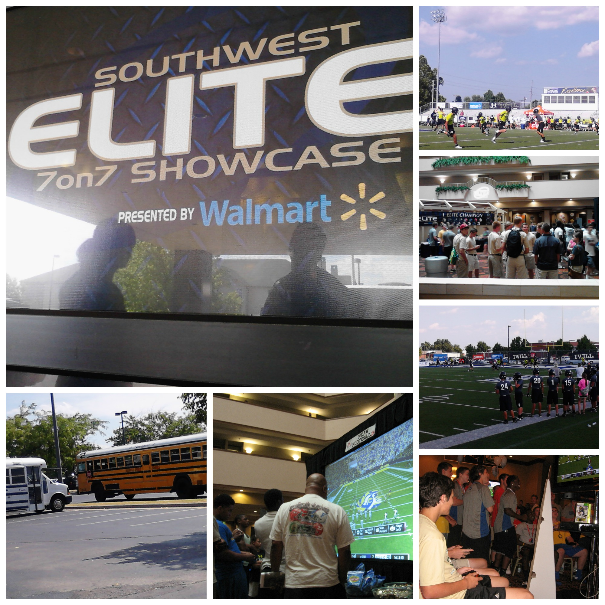 Learning lessons about faith, leadership and football at #SWElite7on7