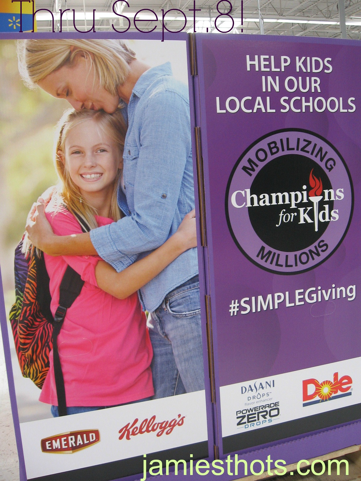 SIMPLE Giving creates Champions for Kids in local schools