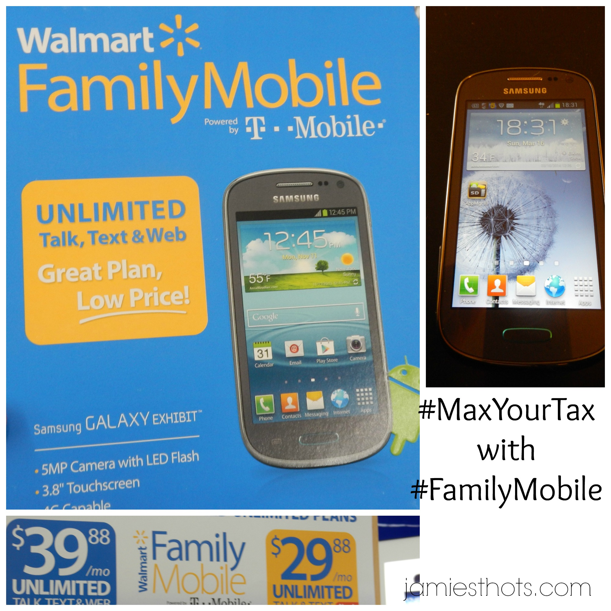 Self-employed? Need to max your tax return? Try Walmart Family Mobile