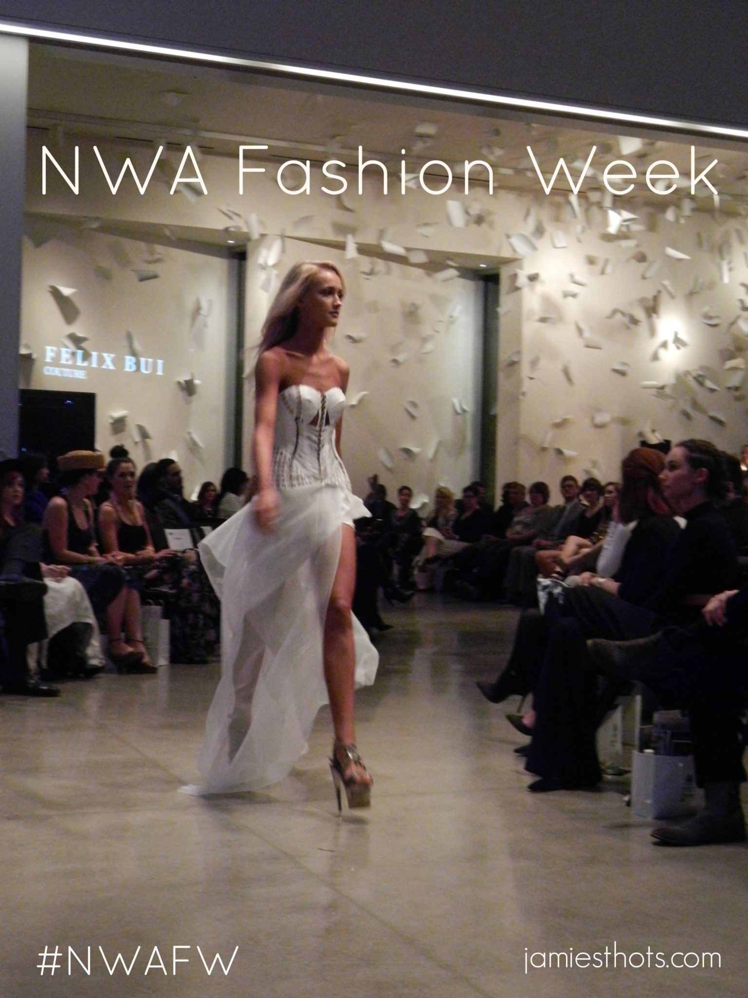NWA Fashion Week teaches fashion as art, provides awareness for local charity