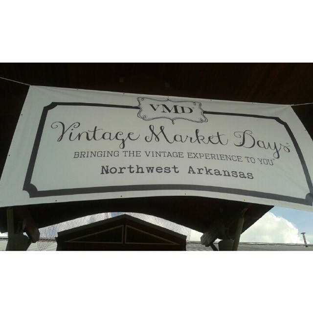 Going back in time with Vintage Market Days