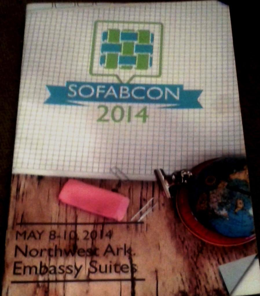 SoFabCon brochure