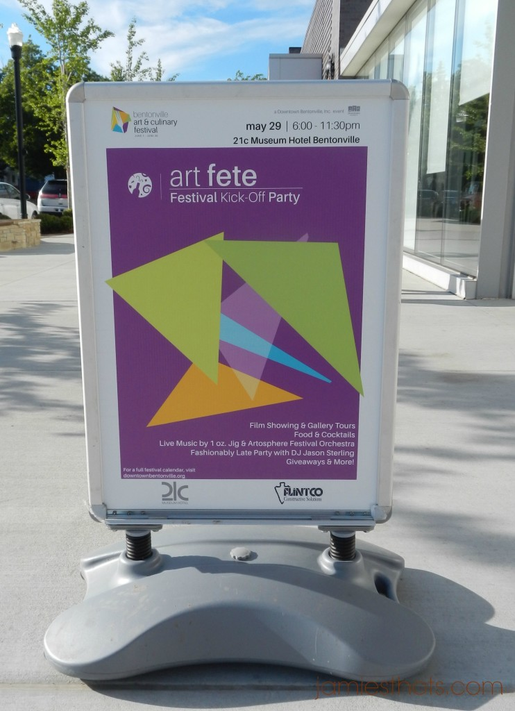 I recently got to attend the ArtFete event, which kicked off the festival (check out the hashtag #BACF2014 on social media to see great pictures from the festival).