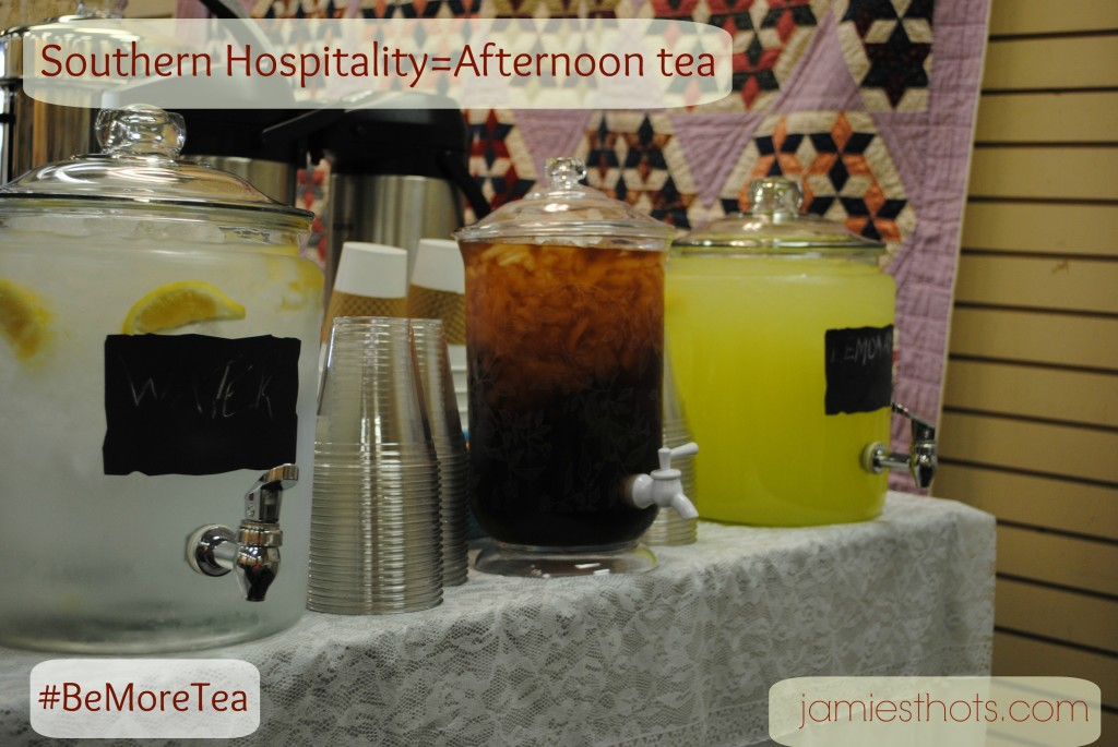 The Captivating Heart Afternoon Tea was a fundraiser for scholarships. The scholarships are for ladies to attend the CH retreat in October. We had great homemade snacks and of course, lemonade, water and iced tea.