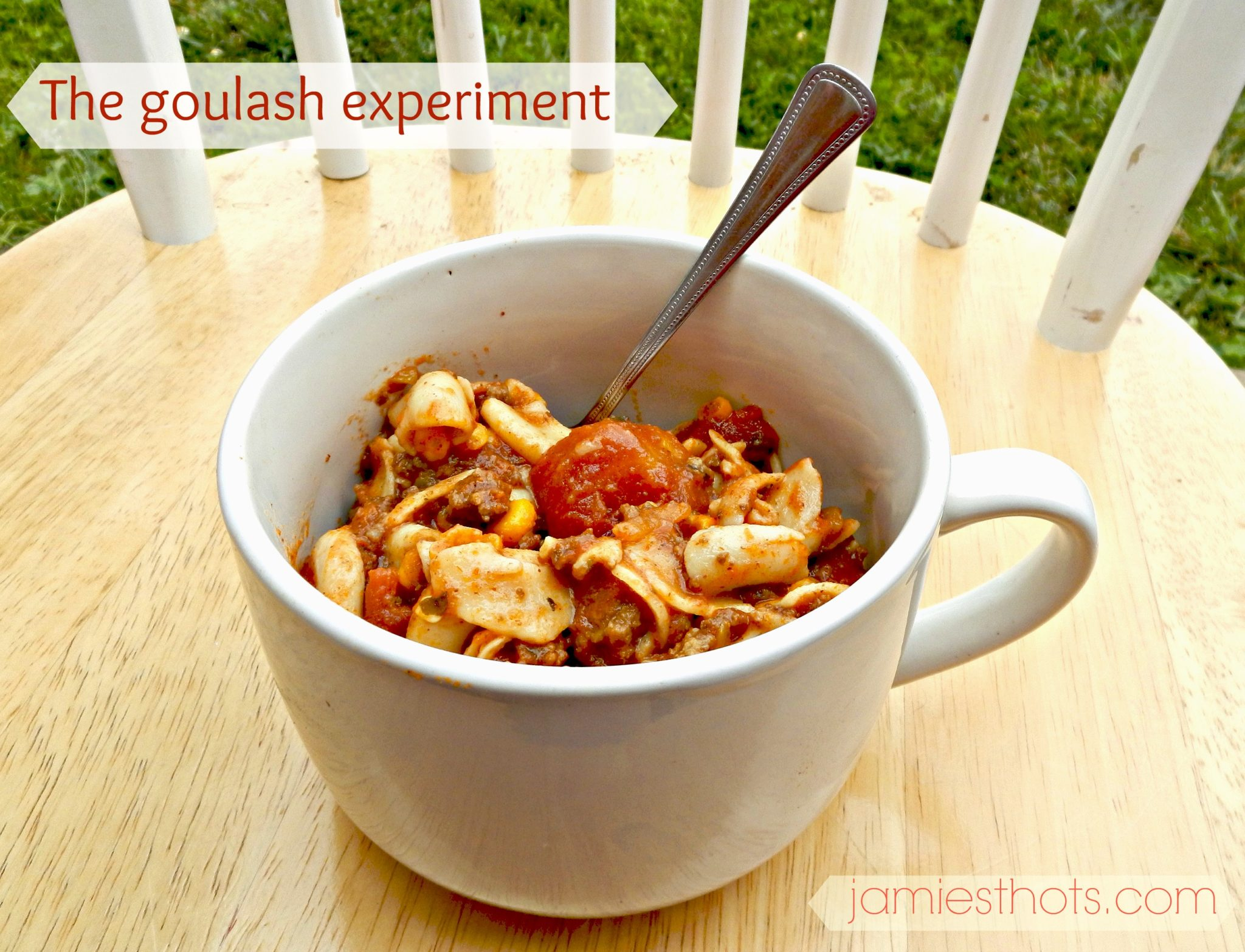 Our evolving chili goulash recipe meal solutions experiment a week or so ago we tried the goulash at one of our favorite restaurants a diner called lucys diner it was divine and we decided to make trying to forumfinder Choice Image