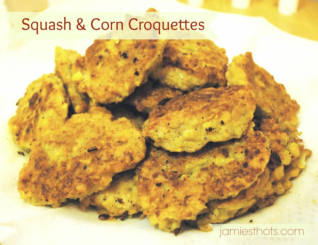 Squash Corn Fix