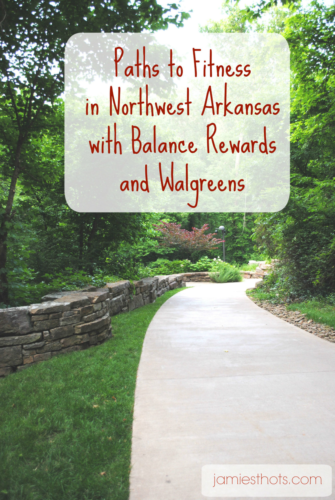 Fitness in #NWARK and setting overall health goals with #BalanceRewards at Walgreens