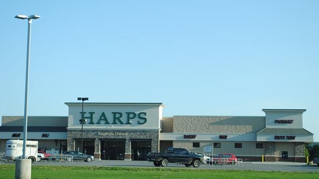OIA Elkins Harps