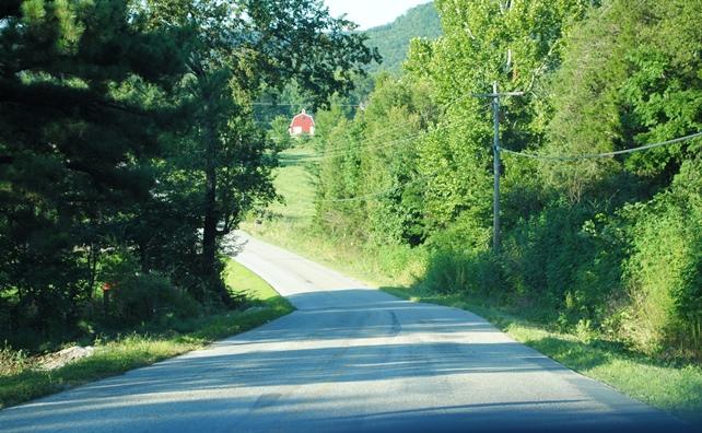 OIA Elkins rural roadways for biking