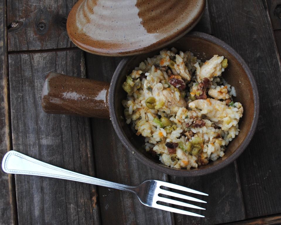 Pecan Rice Casserole 2