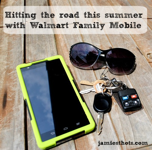 Walmart Family Mobile will make it easier for me to afford several trips this summer.