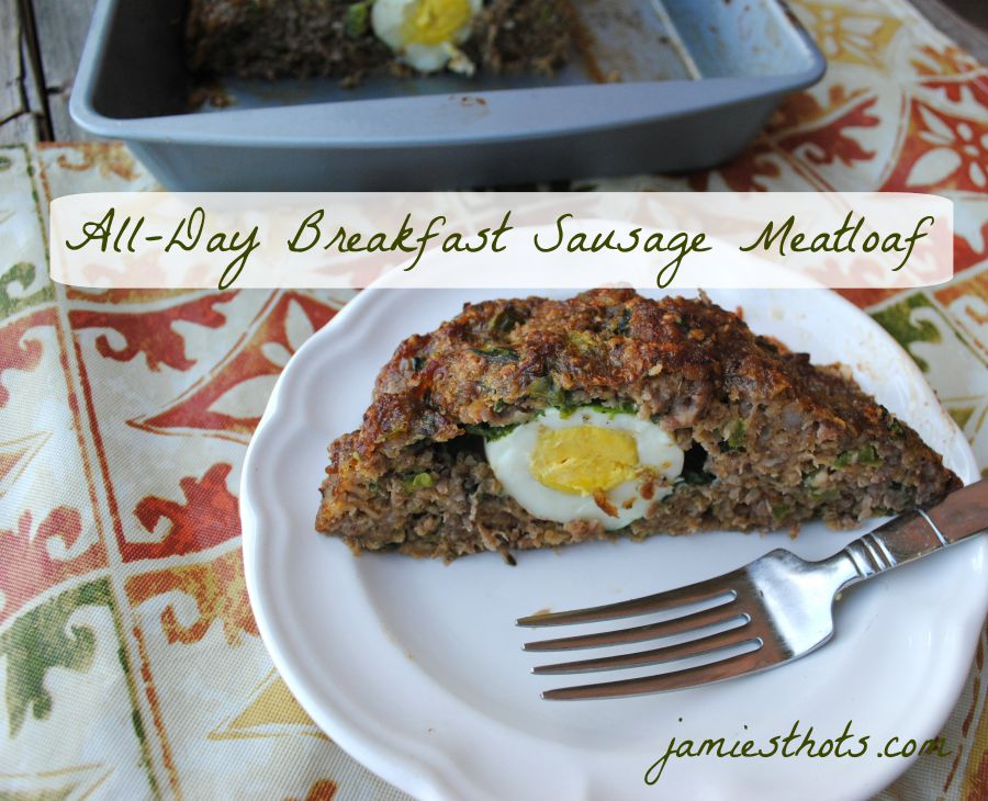 Breakfast meatloaf Hero 1