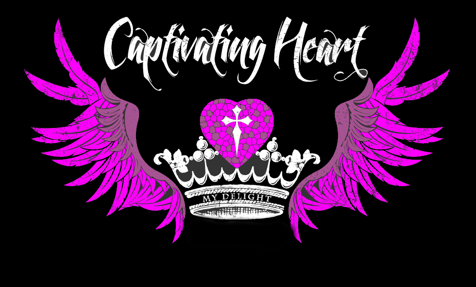 This is the logo for Captivating Heart Women's Retreat. I plan on getting this as a tattoo when I can afford it.