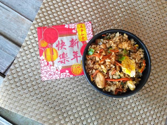 Chicken Fried Rice 3