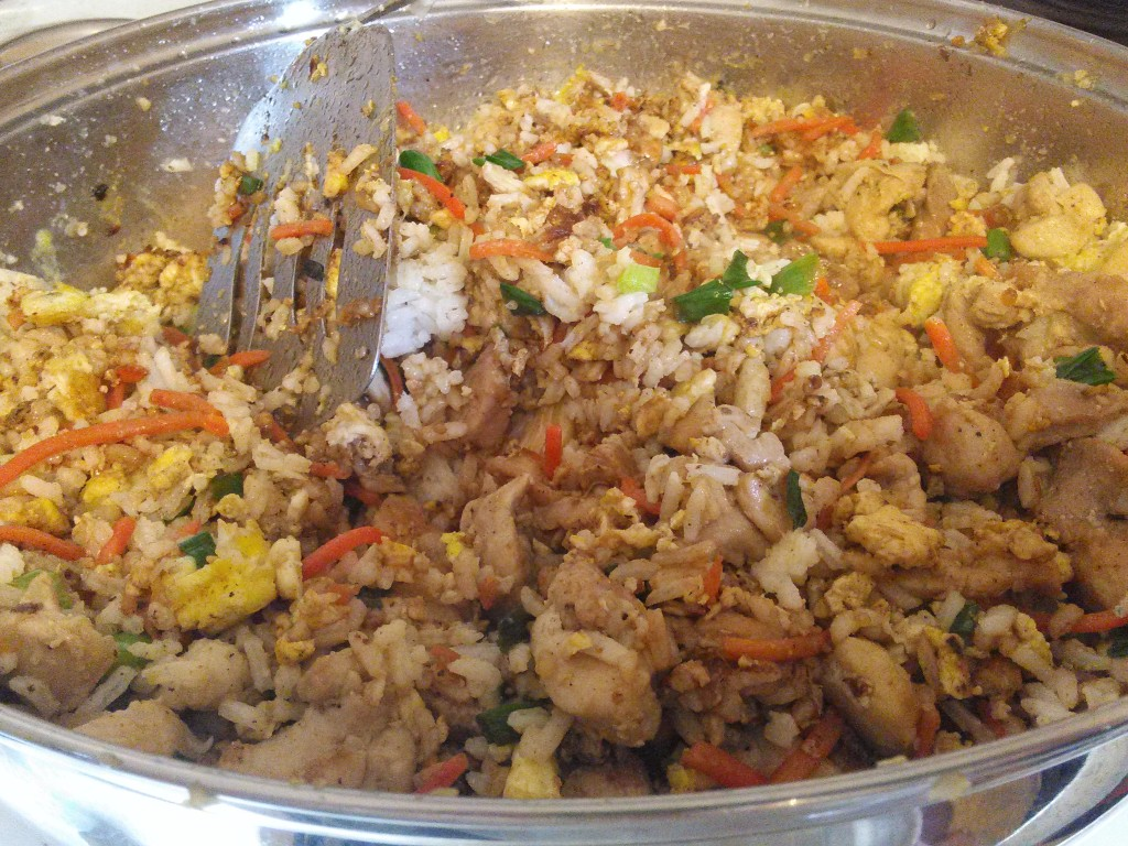 Chicken Fried Rice Recipe Sunflowers And Thorns