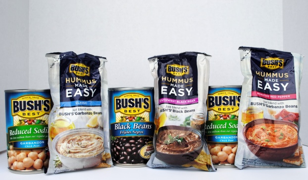 #HummusMadeEasy comes in three varieties: Classic, Roasted Red Pepper, and Southwest Black Bean. Most people use black beans with the Southwest and Garbanzo (Chickpea) with the other two. Feel free to use any variety or combination you like.
