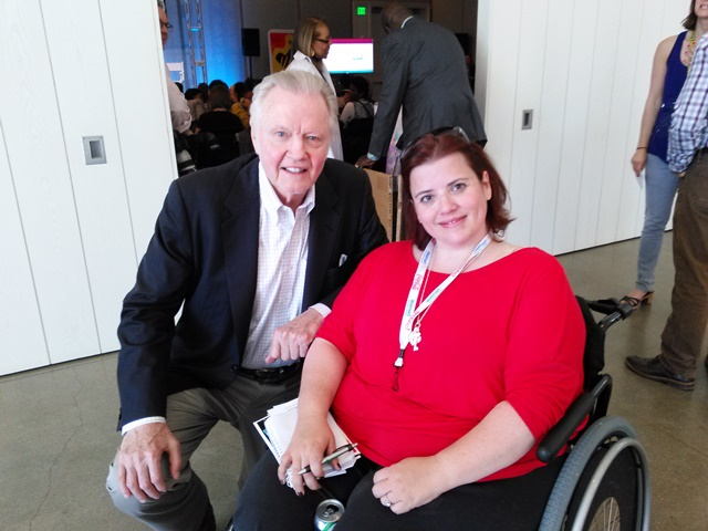 Jon Voight at BFF