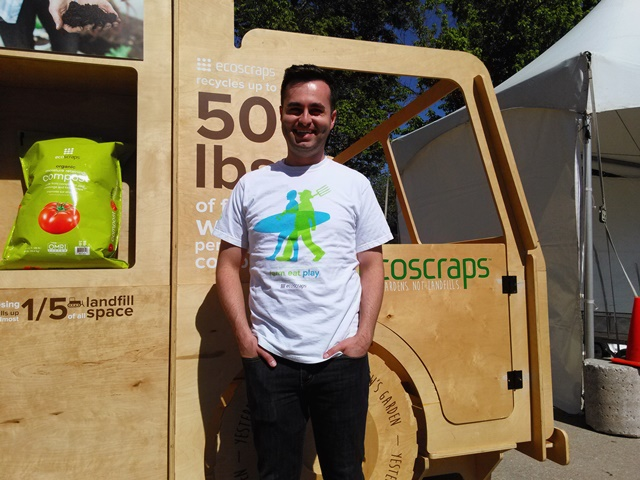 "Dan, the co-founder of EcoScraps®, is the first to tell you he doesn't look like the type of person that the BFF is about. ""It's going to take all of of us (to encourage diversity and women representation in media),"" he said. ""You can't just will something into being all by yourself."" I appreciate how someone who, at first appearances doesn't have a ""dog in the fight,"" is willing to lend their voice to making positive change."