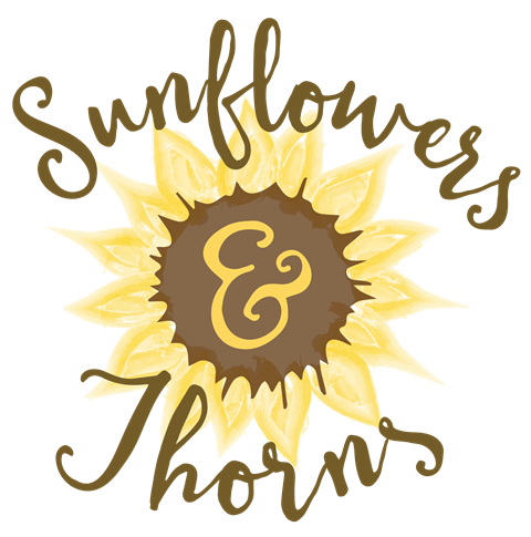 Sunflowers and Thorns