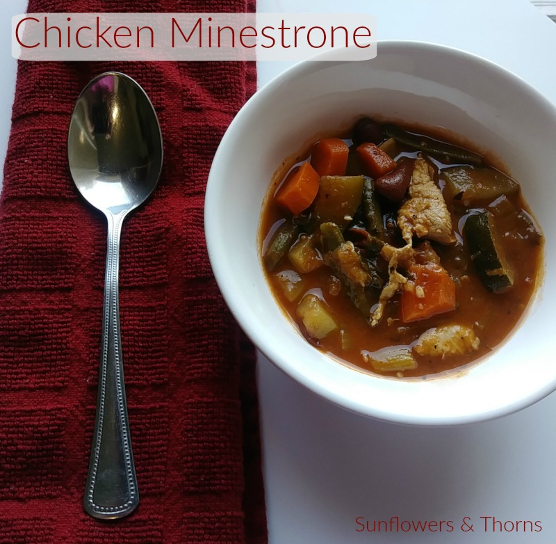 Chicken Minestrone recipe