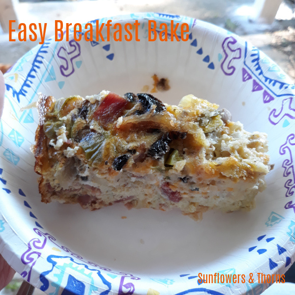 Easy Breakfast Bake recipe